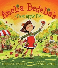 Parish, Herman Amelia Bedelia`s First Apple Pie