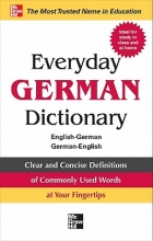 Collins Everyday German Dictionary