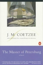 Coetzee, J. M. The Master of Petersburg