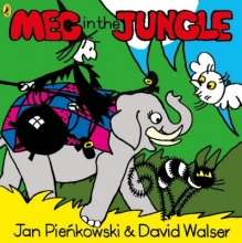 Walser, David Meg in the Jungle