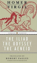 Virgil, Homer Aeneid Odyssey Iliad