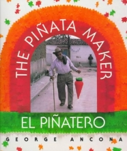 Ancona, George The Pinata Maker/El Pinatero