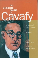 Kabaphes, Konstantinos Petrou,   Dalven, Rae,   Cavafy, Constantine The Complete Poems of Cavafy
