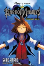 Amano, Shiro Kingdom Hearts 1