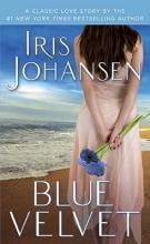 Johansen, Iris Blue Velvet