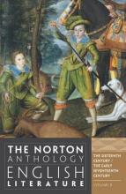 Greenblatt, Stephen The Norton Anthology of English Literature - VB