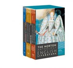 Greenblatt, Stephen The Norton Anthology of English Literature - Vols A,B,C