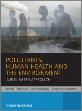 Plant, Jane A. Pollutants, Human Health and the Environment