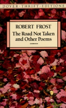 Frost, Robert The Road Not Taken and Other Poems