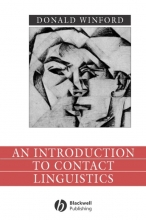 Donald Winford An Introduction to Contact Linguistics