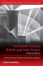 O`Neill, Michael Twentieth-Century British and Irish Poetry
