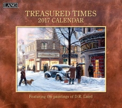 Cal 2017 Treasured Times 2017 Wall Calendar