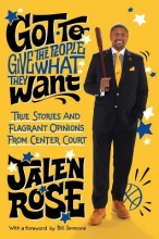 Rose, Jalen Got to Give the People What They Want
