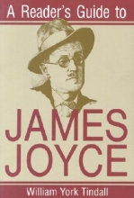 Tindall, William York A Reader`s Guide to James Joyce