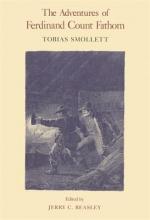 Smollett, Tobias The Adventures of Ferdinand Count Fathom
