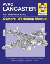 Paul, MBE Blackah,   Jarrod Cotter Avro Lancaster Manual