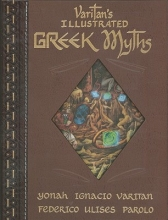 Varitan, Yonah Ignacio Varitan`s Illustrated Greek Myths