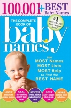 Lesley Bolton Complete Book of Baby Names