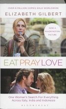 Gilbert, Elizabeth Eat, Pray, Love