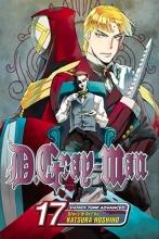 Hoshino, Katsura D. Gray-man 17