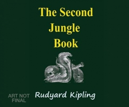 Kipling, Rudyard The Second Jungle Book