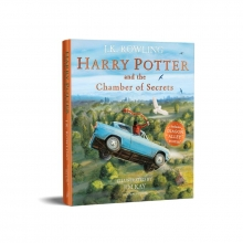 J.K. Rowling Harry Potter and the Chamber of Secrets