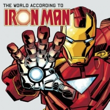 Hama, Larry,   Sumerak, Marc The World According to Iron Man