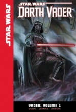Gillen, Kieron Star Wars Darth Vader
