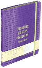 Bronte, Charlotte A Novel Journal - Jane Eyre