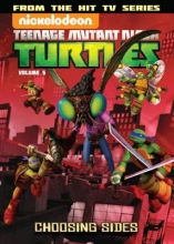 Teenage Mutant Ninja Turtles Animated 5