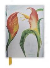 Flame Tree Flores Exoticas by Octavio Ocampo (Foiled Journal)