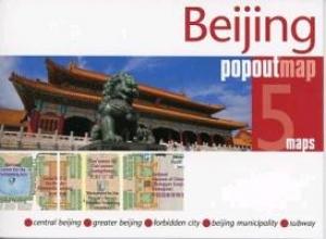 Beijing PopOut Map