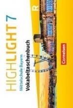 ,Highlight - Mittelschule Bayern 7. Jahrgangsstufe - Vokabeltaschenbuch