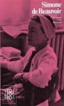 Zehl Romero, Christiane Simone de Beauvoir