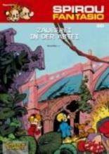 Fournier Spirou und Fantasio 20. Zauberei in der Abtei