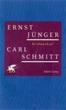 Jünger, Ernst Briefwechsel