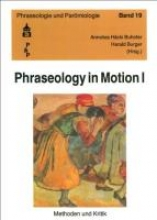 Phraseology in Motion I