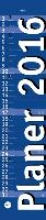 Planer Mini-long blau 2016