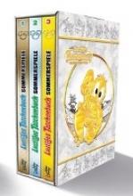 Disney, Walt Lustiges Taschenbuch Sommerspiele Box mit Medaille