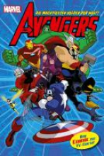 Yost, Christopher Avengers - TV-Comic 01