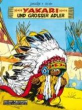 Dérib Yakari 01: Yakari und Groer Adler