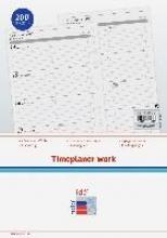 Timeplaner A5 2017 - Kalendarium