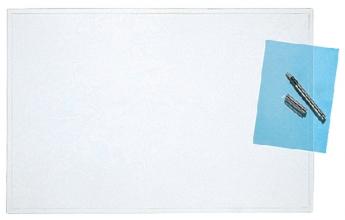 , Onderlegger Rillstab 40x60cm mat transparant