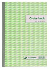 , Orderboek Exacompta 297x210mm 50x2vel