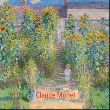 , Claude Monet maandkalender 2021