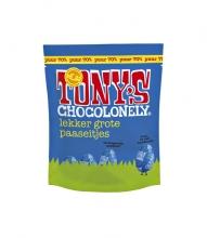 , CHOCOLADE TONY`S PAASEITJES PUUR
