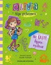 Meredith Costain , Olivia - Mijn geheimen - Het kippenmysterie