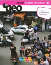 I.G.  Hendriks, A.M.  Peters De Geo Aardrijkskunden, Gebieden zuidoost Azie actueel vwo 2de fase studieboek