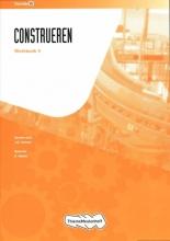 J.G.  Verhaar, H.  Hebels Tr@nsfer-w Construeren Werkboek 4