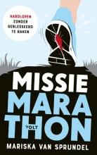 Mariska van Sprundel , Missie marathon